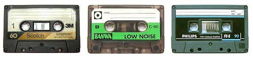 cassettetapes