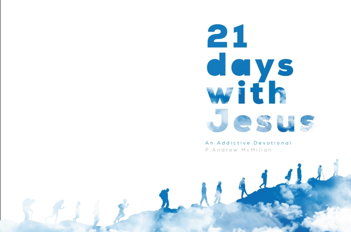21 Days with Jesus: Email Experience
